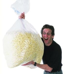 David with popcorn-top half